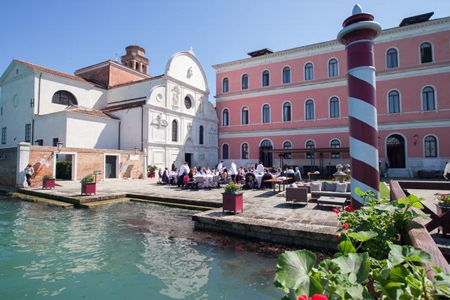 Lusso a Venezia