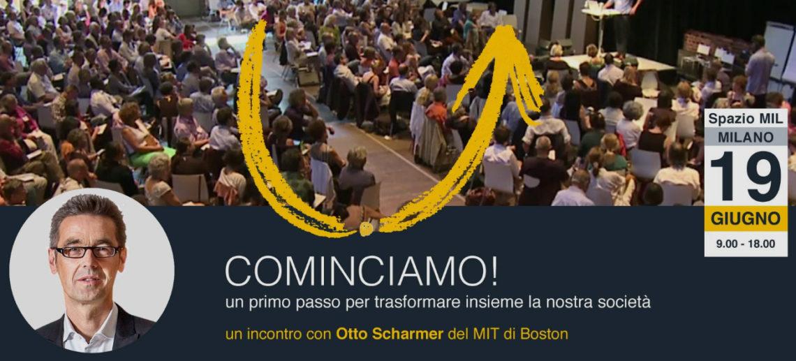 COMINCIAMO! Milano, 19 Giugno
